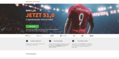 Der Bayern gewinnt gegen Stuttgart Quoten-Boost von Betsson
